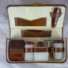 Vintage: NECESER DE VIAJE CABALLERO. Lote 80709462