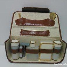 Vintage: NECESER AFEITADO. Lote 80859891