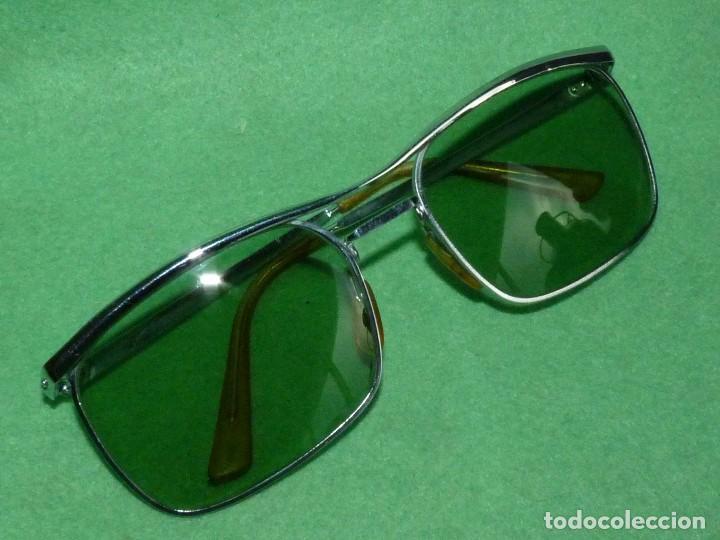 Elegantes gafas tipo Ray Ban Olympian antiguas originales años 70 colección  vintage retro coleccion a7270b297440