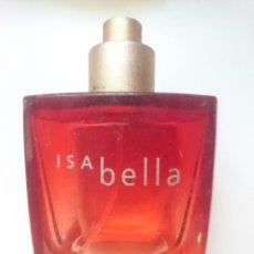 Vintage: BOTE DE PERFUME ISABELLA -AÑOS 90 - VACIO. Lote 83617176