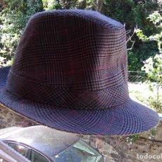 Vintage: ELEGANTE SOMBRERO VINTAGE ESTILO LUIS AGUILÉ. Lote 84413148