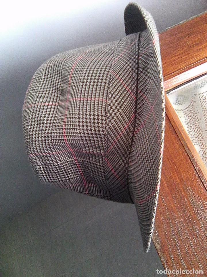 Vintage: Elegante sombrero vintage estilo luis Aguilé - Foto 2 - 84413148