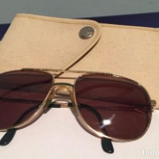 Vintage: GAFAS DE SOL LACOSTE DE 1980 VINTAGE TIPO AVIADOR. Lote 84516652