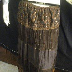 Vintage: FALDA VINTAGE AÑOS 80- 90 . CON FORRO. VER FOTOS. Lote 84642232