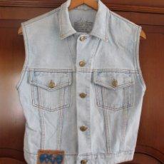 Vintage: CHALECO VAQUERO CHICA-PEIFERS-AÑOS 80. Lote 104779354