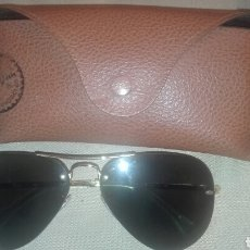 Vintage: GAFA RAY BAN RB3449 001/71 59MM. Lote 85359575
