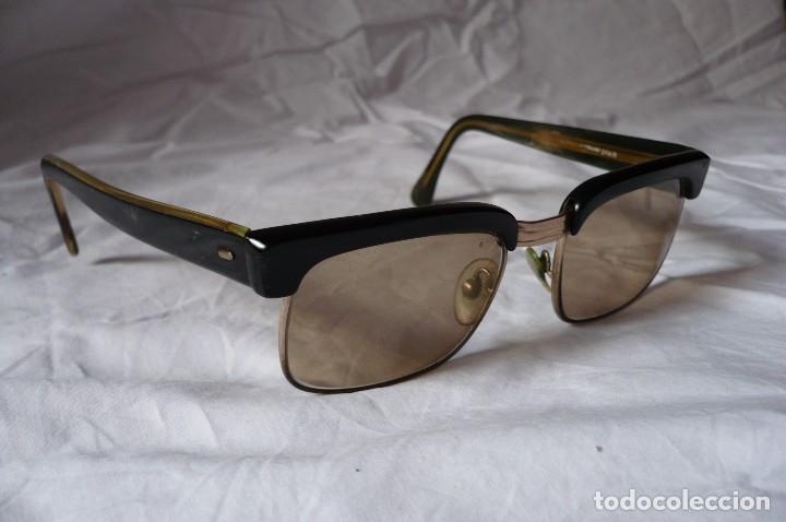 9df2c68da3 gafas browline de sol graduadas años 60/70. - Comprar Complementos ...