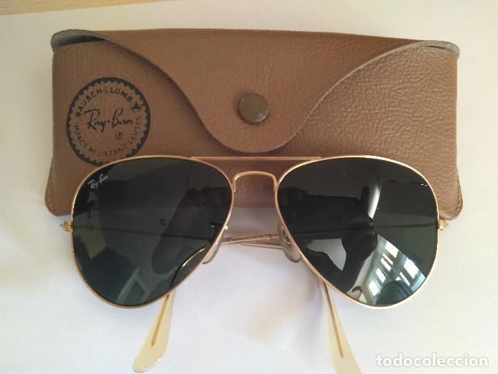 gafas ray ban modelo aviator