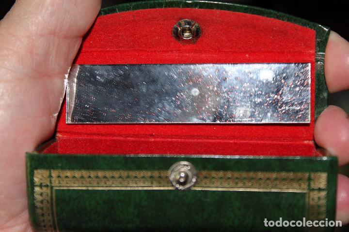 Vintage: FUNDA DE PINTALABIOS CON ESPEJO - Foto 3 - 88863172