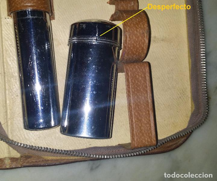 Vintage: Estuche neceser de viaje - Foto 9 - 89986416