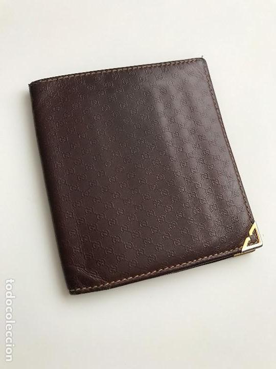 nueva lanzamiento 100% originales códigos de cupón Cartera billetera Gucci / Vintage Gucci men's wallet