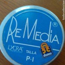 Vintage: PAQUETE RE MEDIA LYCRA- DUSEN. POR ABRIR ORIGINAL. AÑOS 60. Lote 91132517
