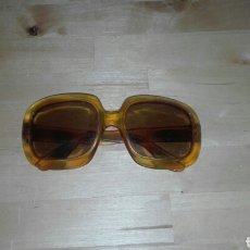Vintage: GAFAS DE SOL VINTAGE AÑOS 70. Lote 91643762
