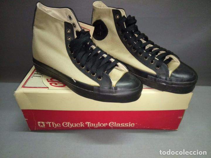 Antiguas converse all star ( chuck taylor class Sold