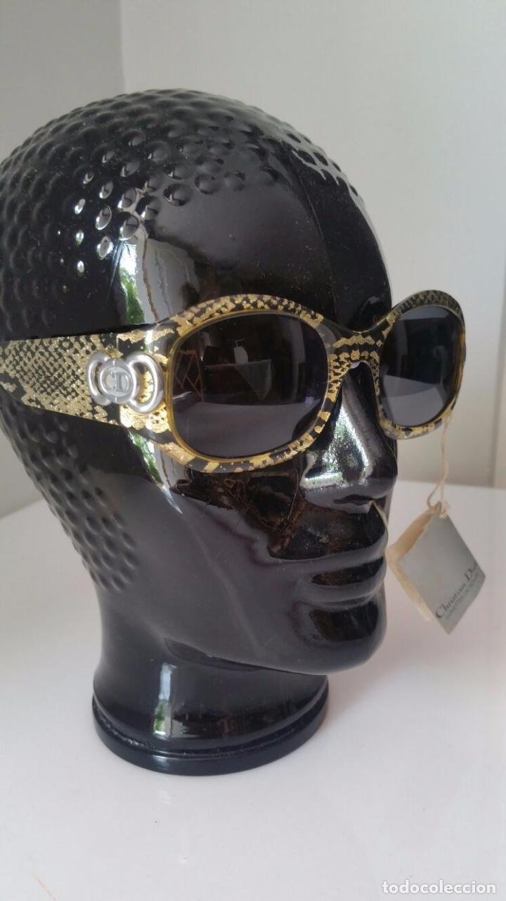 Vintage: Christian Dior - Audrey Hepburn - 3 Gafas A Estrenar! - 1980 - Foto 5 - 93243830