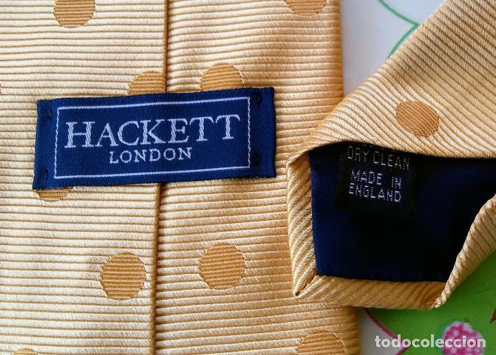 Vintage: CORBATA HACKETT LONDON MADE IN ENGLAND - Foto 2 - 94723695