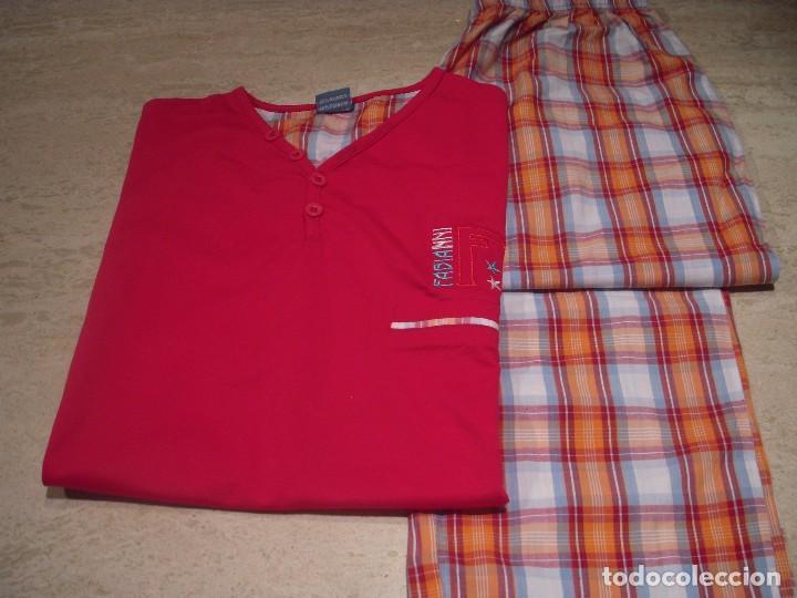 Vintage: Pijama caballero sin estrenar, con etiqueta sin cortar - Foto 2 - 95904595