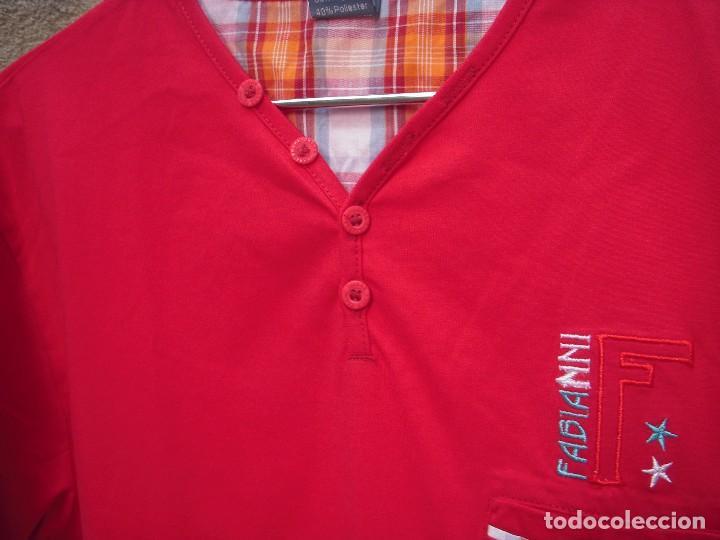 Vintage: Pijama caballero sin estrenar, con etiqueta sin cortar - Foto 4 - 95904595