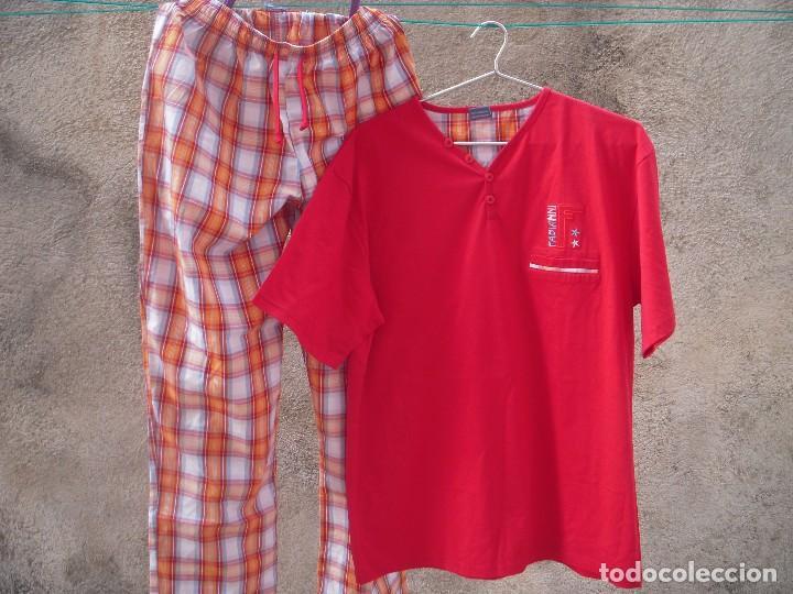 Vintage: Pijama caballero sin estrenar, con etiqueta sin cortar - Foto 8 - 95904595