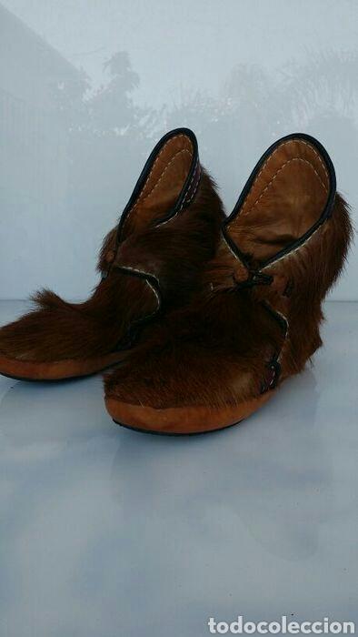 Cuero Moda En De Y Alce Mujer Botas Vintage Comprar Piel a0XBafx c5c5264b09a6f