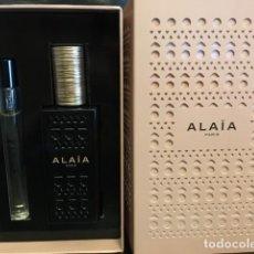 Vintage: ESTUCHE ALAIA PARIS PERFUME 50ML SIN USO. Lote 96509095