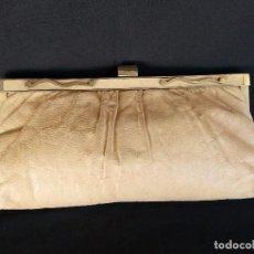Vintage: CARTERA VINTAGE-PIEL. Lote 96788859