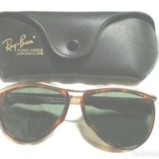 Vintage: GAFAS DE SOL RAY BAN BAUSCH & LOM USA OLIMPIADAS 92, CRISTALES ORIGINALES BUEN ESTADO, VINTAGE. Lote 98101651