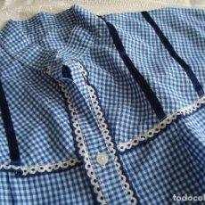 Vintage: BLUSA DE CUADRITOS VINTAGE. Lote 98619839