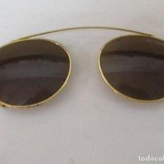 Vintage: GAFAS DE SOL SUPERPUESTAS - DON ALGODÓN. Lote 99228075