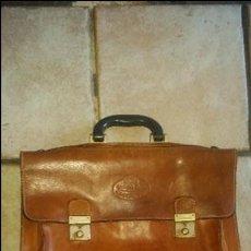 Vintage: ESTÉFANO ORSO,CARTERA DE PIEL . Lote 99941711
