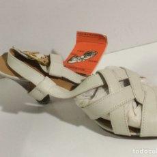 Vintage: LOEWE SANDALIAS NUEVAS CON ETIQUETA LOEWE N37. Lote 101714746