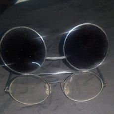 Vintage: GAFAS DE SOL VINTAGE DE ÓPTICA MARCA INTECOP. Lote 101737350