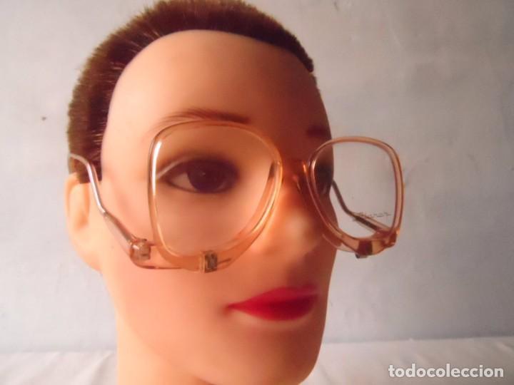 Usado, gafas de proteccion con sistema marca blanch para relojeria ? trabajo industrial ? increible diseño segunda mano