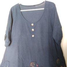 Vintage: BLUSA ANCHA. Lote 103489798