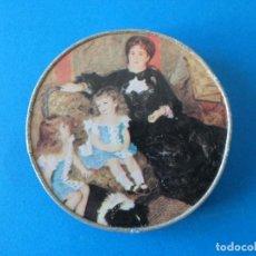 Vintage: ESPEJO DE BOLSILLO VINTAGE - OLD MASTERS - ESPEJITO PLEGABLE JAPON. Lote 103799291