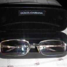 Vintage: GAFAS MARCA DOLCE & GABBANA. Lote 103823407