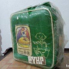 Vintage: CARTERA ESCOLAR INFANTIL JHA, AÑOS 70. Lote 104119399