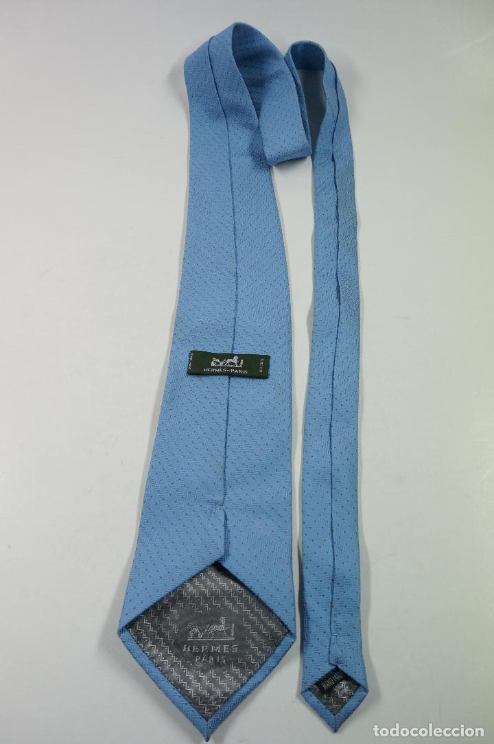 Vintage: corbata hermes - paris - Foto 2 - 104146975
