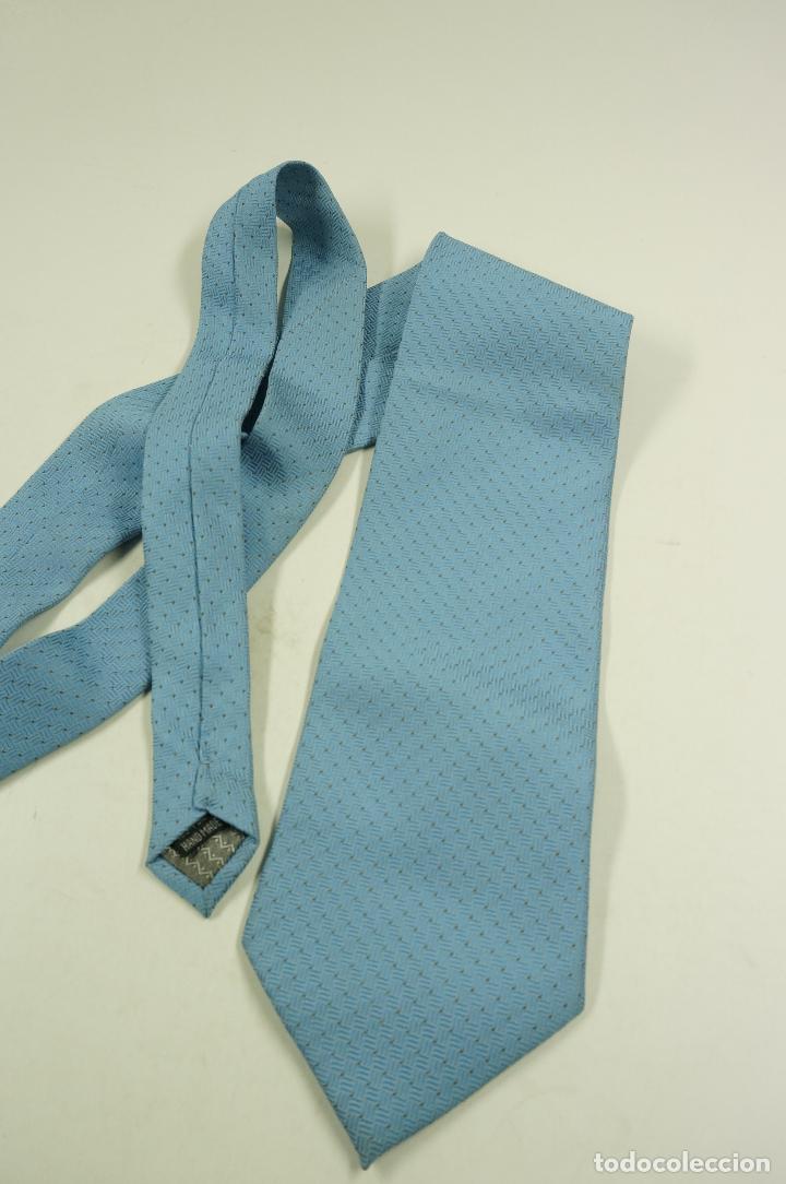 Vintage: corbata hermes - paris - Foto 3 - 104146975