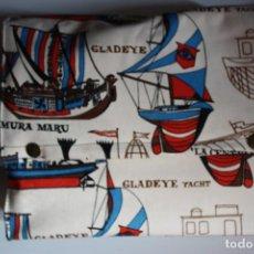 Vintage: BOLSA-CARTERA ESCOLAR, AÑOS 70. Lote 104715871