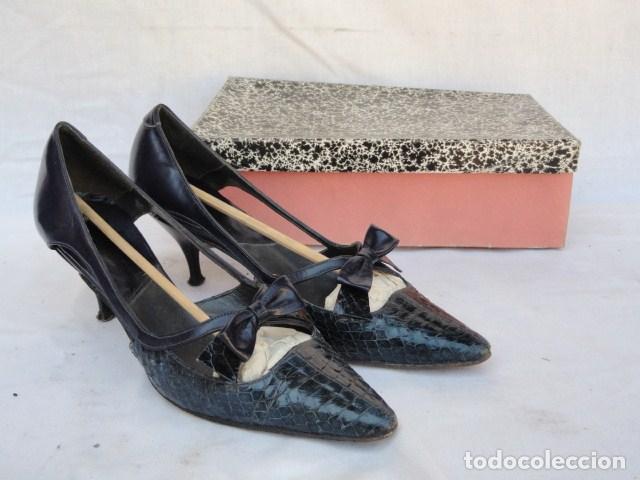 Bonitos Mujer 34 Con 6070Nº Caja Zapatos De OriginalAños 35 E2WDH9I