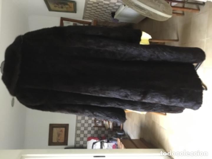 Vintage: Bonito abrigo de visón talla 52 - Foto 4 - 105179435