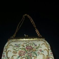 Vintage: ANTIGUO BOLSO DE MANO DE FALLERA , DORCA MADE IN SPAIN,AÑOS 50. Lote 105838371