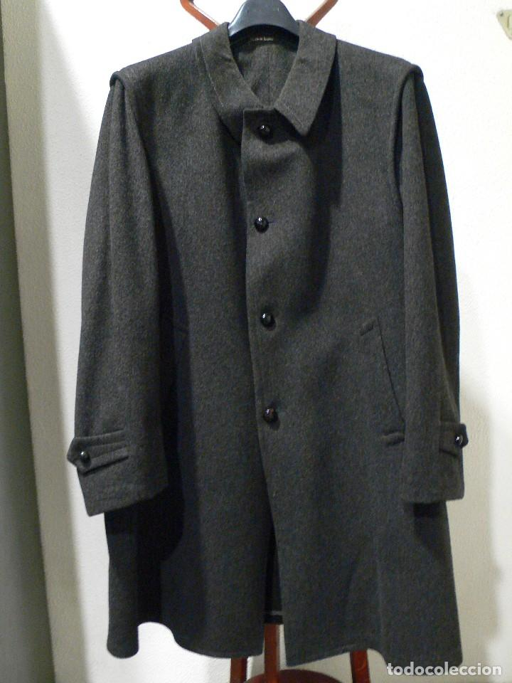 ABRIGO LODEN AUSTRÍACO (Vintage - Moda - Hombre)