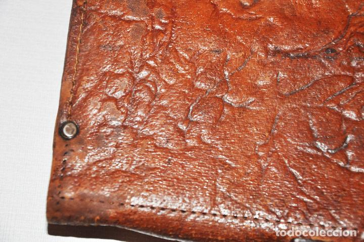 Vintage: Maletín italiano Genuine Leather.Piel - Foto 5 - 106739251