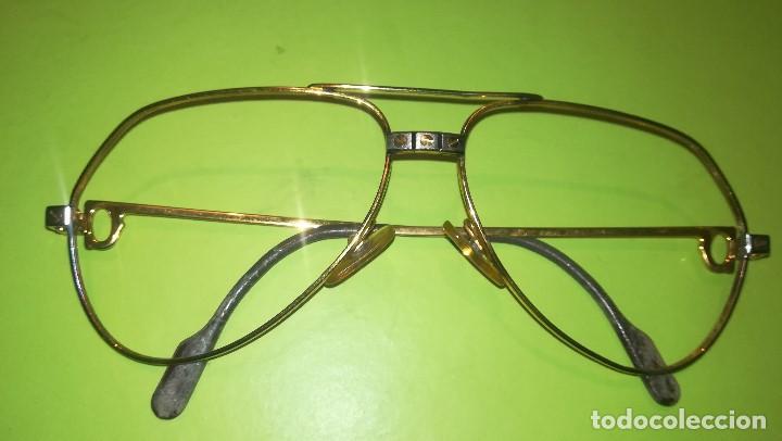 Cartier Oro Gafas De Funda Montura Comprar Original Con NnPwX0kO8
