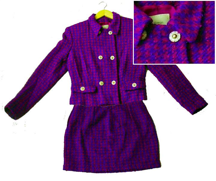 traje chaqueta mujer mango violeta rosa 234177256b9