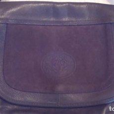 Vintage: BOLSO DE PIEL FAMPEL.. Lote 107709831