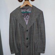 Vintage: ABRIGO CLÁSICO CUADROS. Lote 108386847