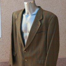 Vintage: CAQUETA HOMBRE, EMILIO TUCCI, ARTHUR BELL SCOTLAND. AÑOS 80. Lote 109205075